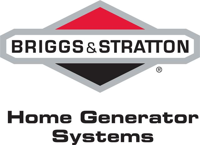 We are an authorized dealer of Briggs & Stratton home generator systems.